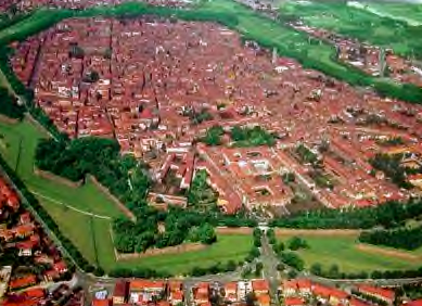 above Lucca