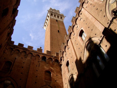 tower siena