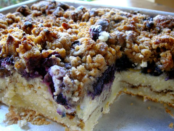Recipe Blueberry Coffee Cake Bisquick