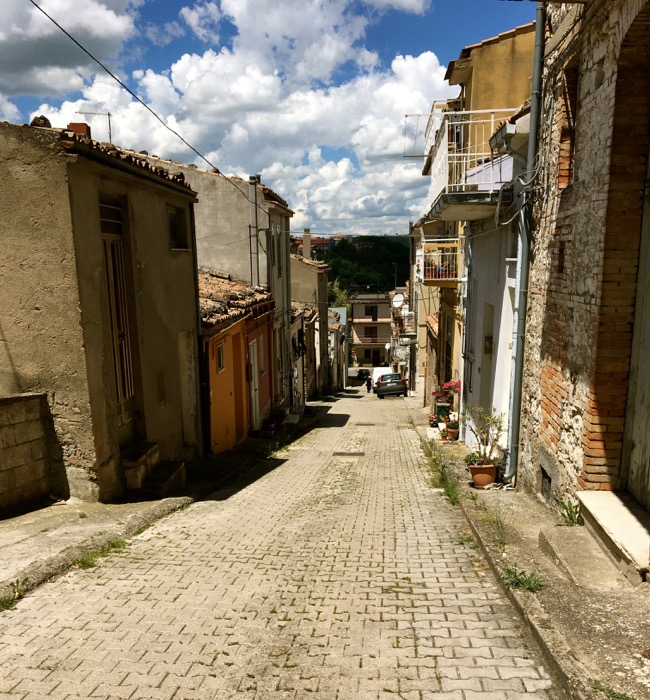 grandpa's street