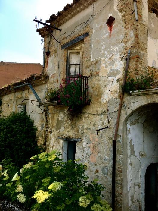 above borgo
