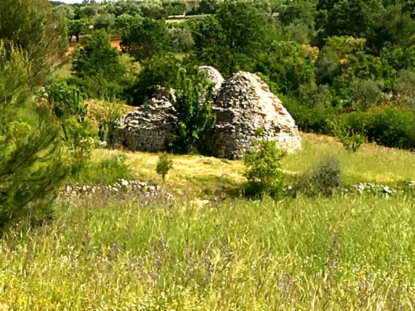 ancient trulli