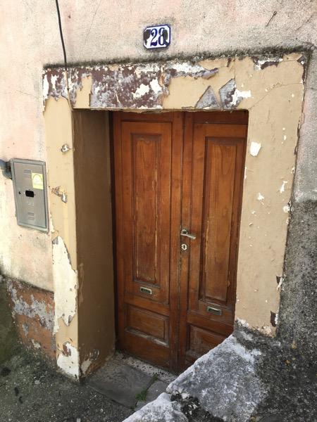 door to grandma's